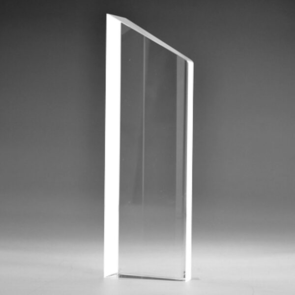 Blank Crystal Ascent award by Etchcraft
