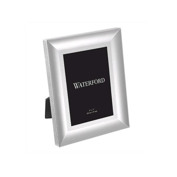 Waterford Lismore Diamond Silver Frame