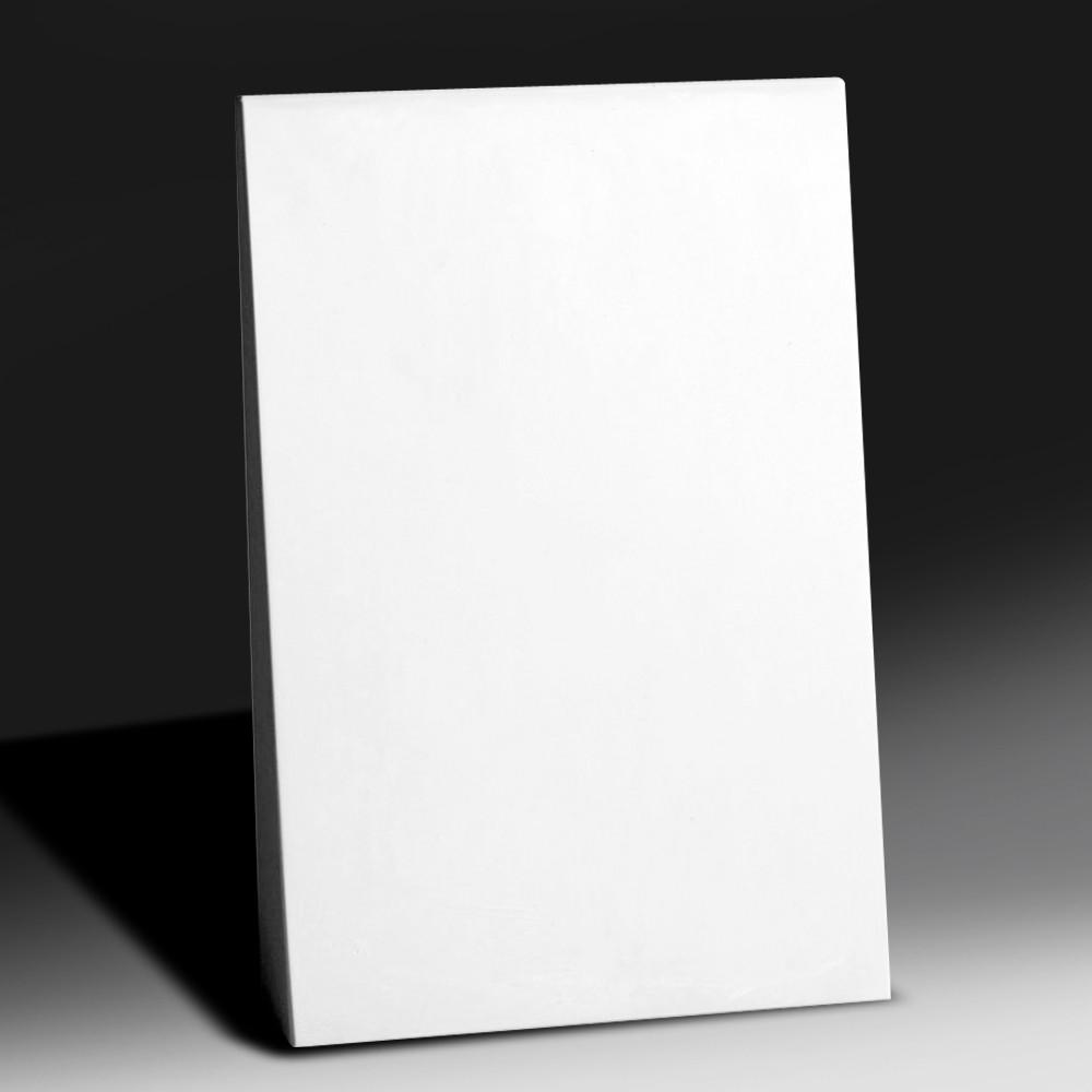 Ecostone blank wedge award by Etchcraft