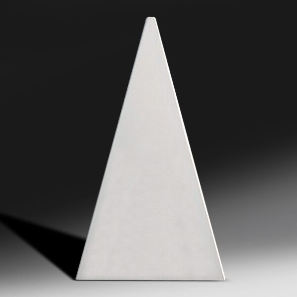 Blank Ecostone Triangle Award by Etchcraft