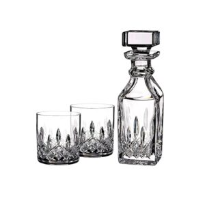 Waterford Lismore Classic Decanter Set