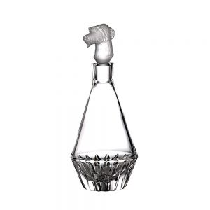 Waterford Irish Dog Wolfhound Decanter