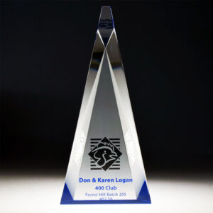 Darwalla triangle award by Etchcraft