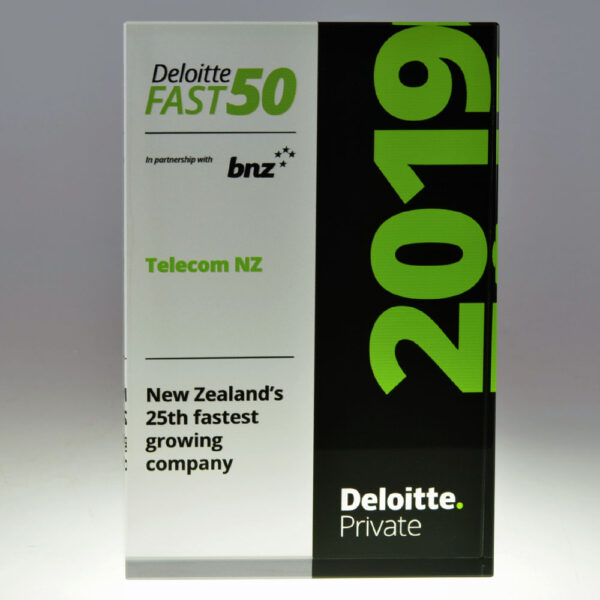 Deloitte award by Etchcraft