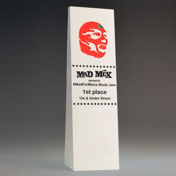 Mad mex award by Etchcraft
