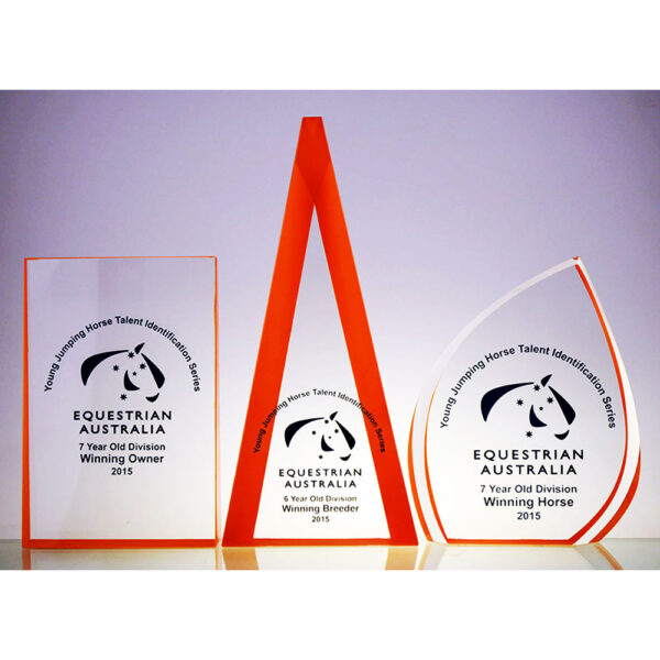 Equestrian Australia awards by Etchcraft