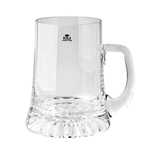 Visla_Crown Beer Mug